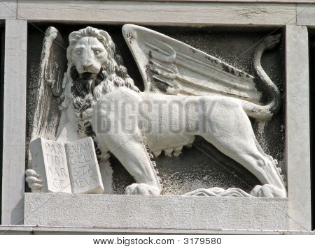 Saint Mark Lion