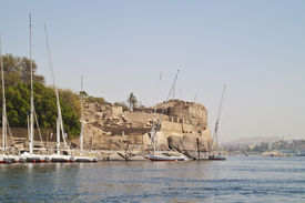 Old Fort of Aswan