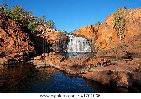 Waterfall, Kakadu NP