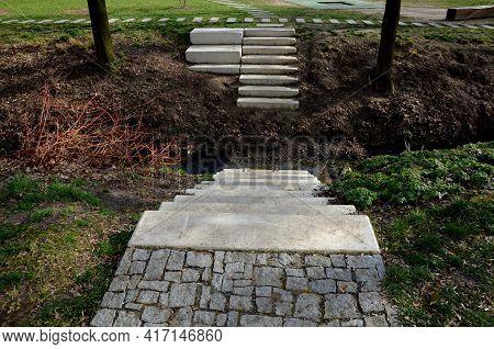 Across, Architecture, Background, Beautiful, Block, Bridge, Cobblestone, Concrete, Creek, Design, Di