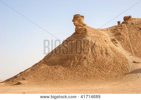 Camel's Rock, Ong el Jemel, Tunisia