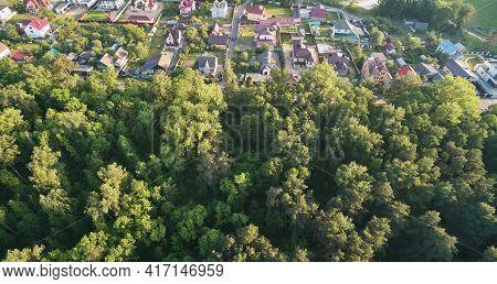 Suburban House Area