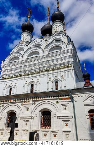 Trinity Cathedral Of Holy Trinity Convent In Murom, Russia