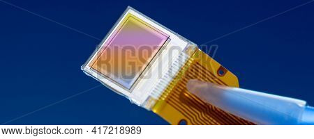 Image  imaging sensor is a sensor that detects and conveys the information that constitutes an image. CCD or CMOS technology