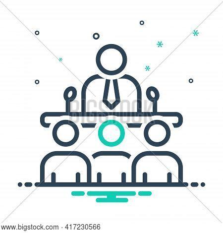 Mix Icon For Team-speak Team Speak Conversation Meeting Discussion Discussion Speaking