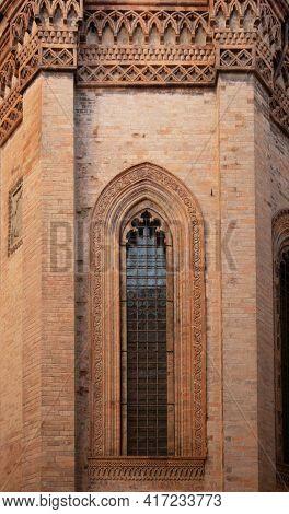 View Of Cathedrale Santa Maria Assunta Parma, Italy