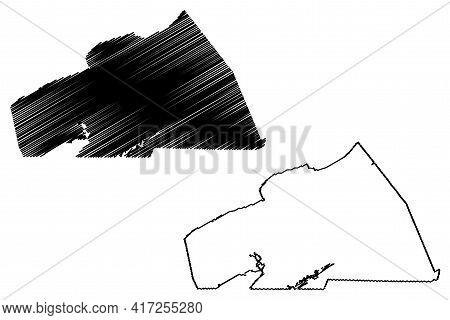 Washington County, Commonwealth Of Virginia (u.s. County, United States Of America, Usa, U.s., Us) M