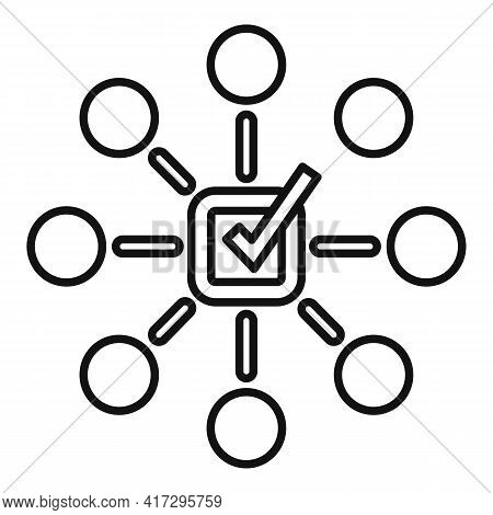 New Personal Traits Icon. Outline New Personal Traits Vector Icon For Web Design Isolated On White B