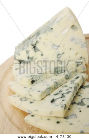 Blue-Veined Cheese