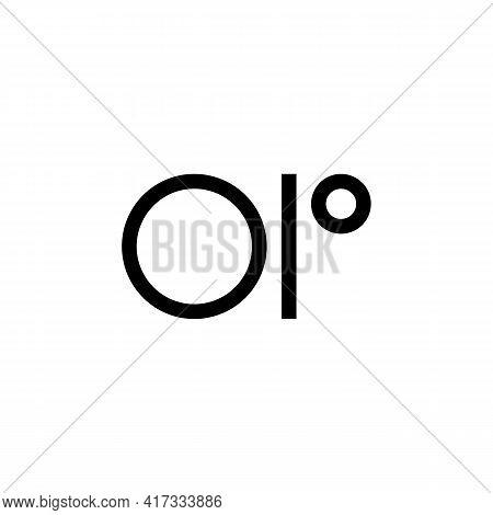 Illustration Vector Design Graphic Of Logo Letter O R