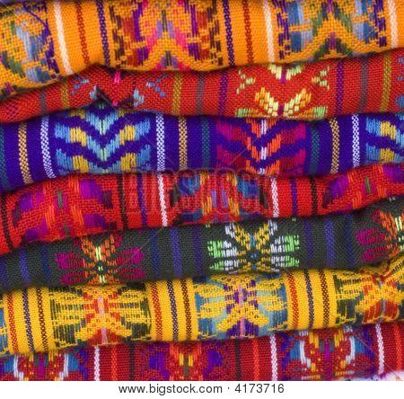 Mayan Blankets Square