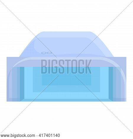 Uv Lamp Bactericidal Icon. Cartoon Of Uv Lamp Bactericidal Vector Icon For Web Design Isolated On Wh
