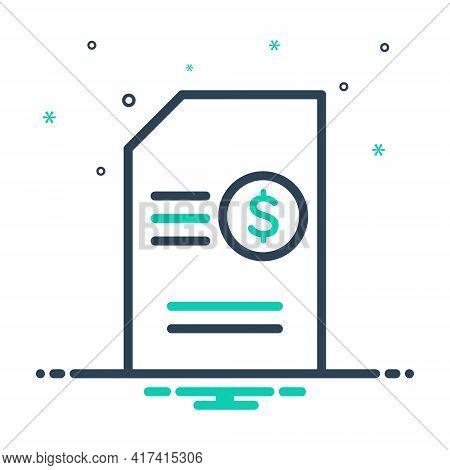 Mix Icon For Contents-monetization Contents Monetization Matter