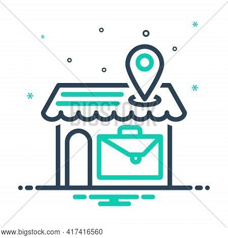 Mix Icon For Local-business Local Business Spatial Endemic Marketing