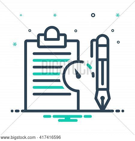 Mix Icon For Long-term-contract Long Term Contract Contracting Agreement