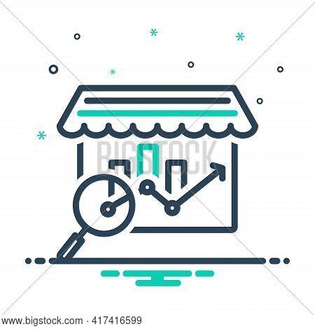 Mix Icon For Market-analysis Market Analysis Bazaar Research