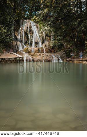 Lucansky Waterfall