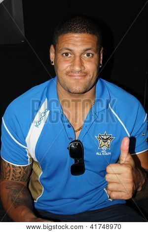 Willie Mason Nrl All Stars