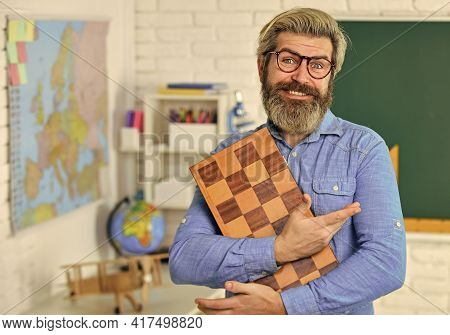 Personal Conclusion. Chess Club. Chess Lesson. Strategy Ideas. Teacher At Tournament. Success Play.