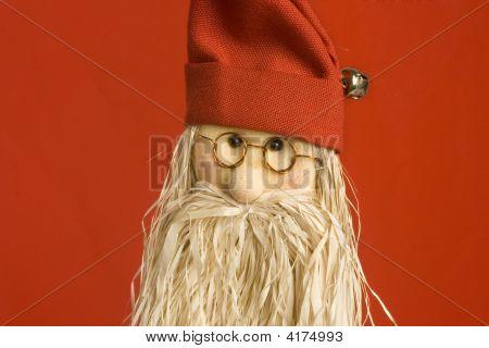 Santa Claus Or Goblin Ornament
