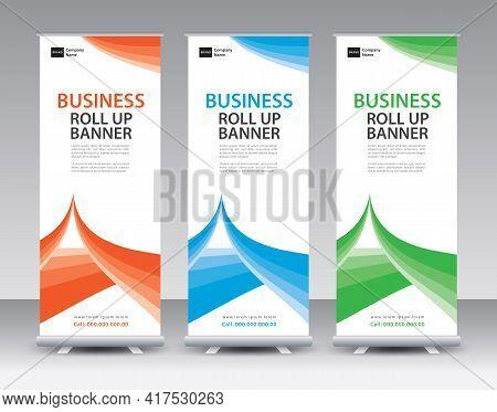 Roll Up Banner Design-57