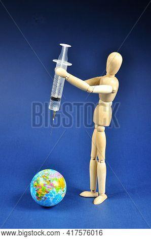 The Global Vaccination Against The Coronavirus. Medicine,