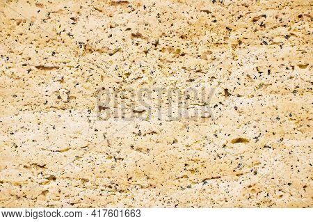 Sandstone Mineral Texture. Grain Rock Background. Geology Marble Pattern. Noise Granite Texture. Bei