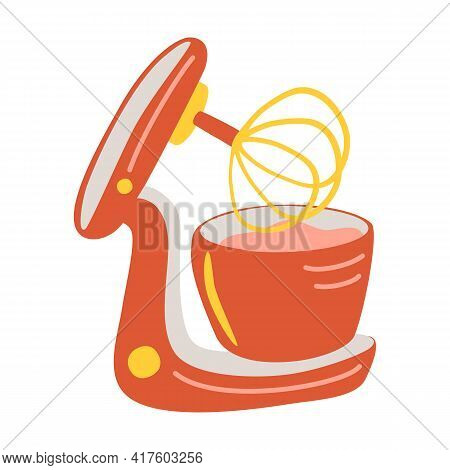 Stand Food Mixer, Kitchen Mixer, Making Mixer, Electric Food Mixer, Food Processor, Kitchen Gadget.