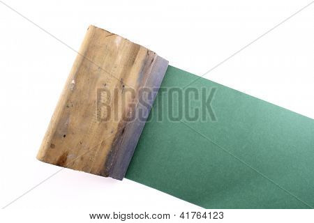 Photo of Rubber blade