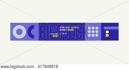 Download, Thumbnail, Marker, Template, Kit, Branding, Youtube Thumbnail. Banner Blobs Download, Bann