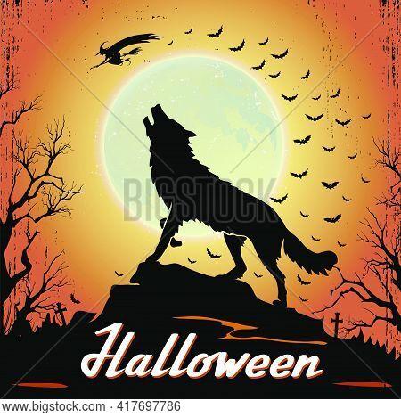 300715Halloweenwolf.eps