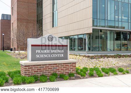 Prairie Springs Science Center At The University Of Wisconsin-la Crosse