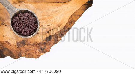 Amazon Acai Berry Powder - Euterpe Oleracea