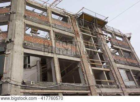 Revitalization Of Buildings And Building Structures, Construction Works And Preservation