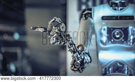 Robotics Technology And Futuristic Development, Global Robotic Science Research For Future Of Human