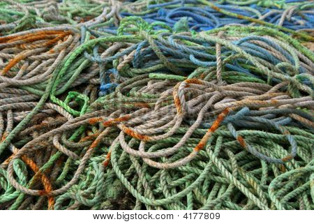 Coloured Ropes