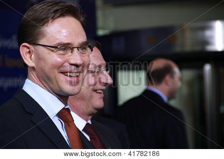 Prime Minister of Finland Jyrki Katainen