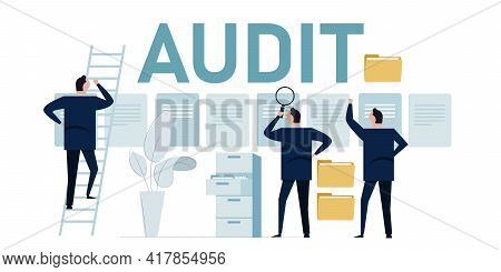 Audit Business Auditing Accounting Analyze Inspection Finance Control Management