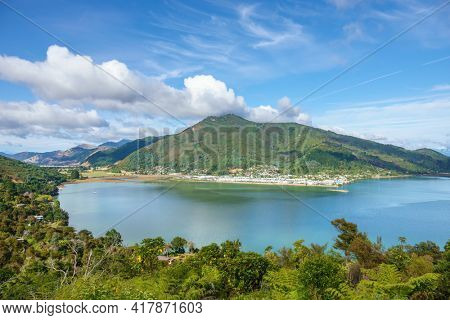 An image of Governors Bay New Zealand