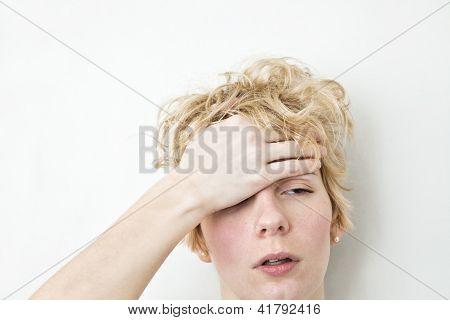 Serious Problems - Headache