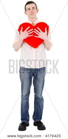Man And Heart