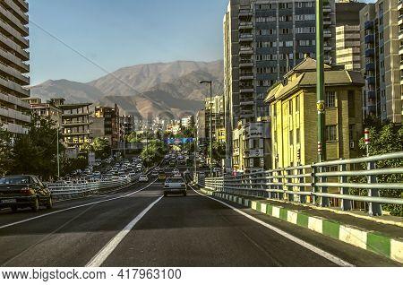Tehran,iran,august 07,2020:the