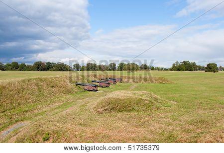 Battle Of Yorktown Battlefield