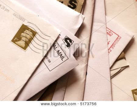 Mail Awaits Attention