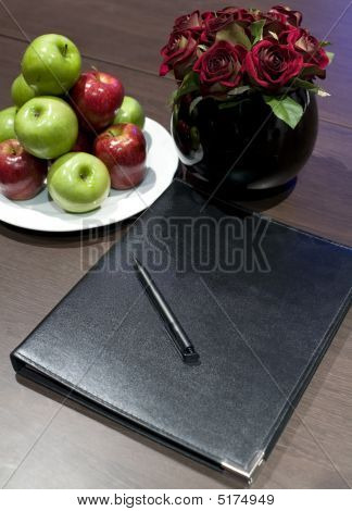Corporate Display Book