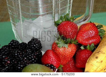Sumptious Fruit Smoothie