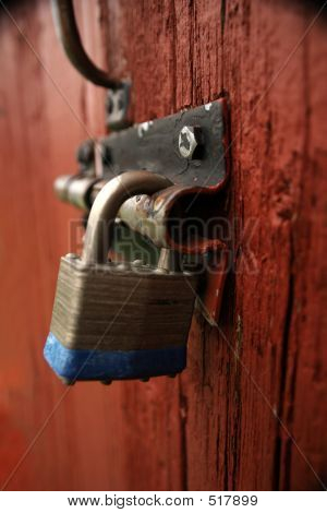 It's Locked