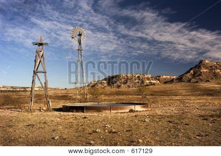 Windmills, Old & New