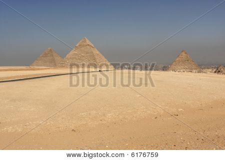 Giza Pyramid Complex