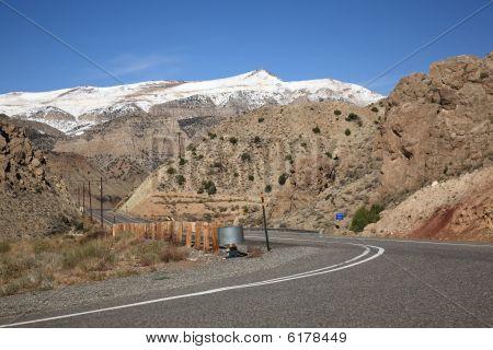 Wyoming Mountain Pass